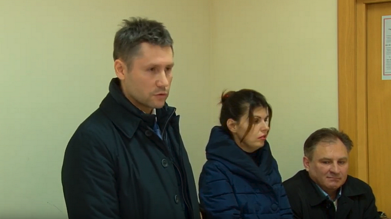 Andrii Mashchenko took part in consideration of the case in the District Administrative Court of Kyiv - screenshot