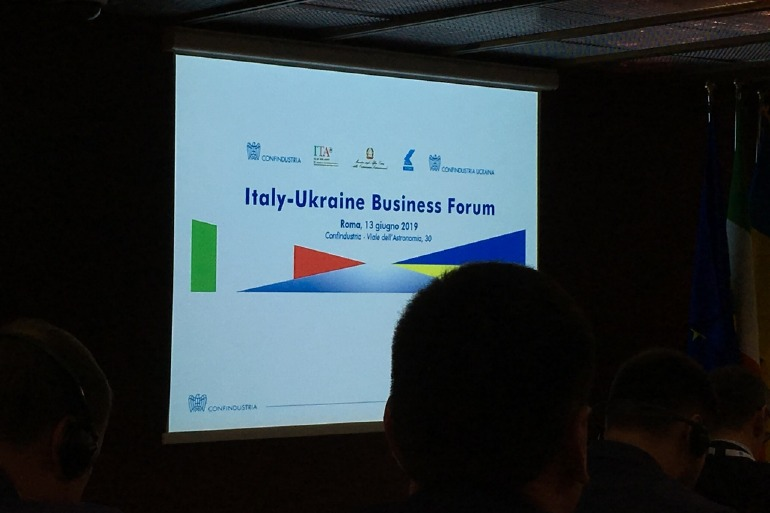Italian-Ukrainian business forum - photo 2